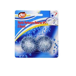 Pastile parfumate rezervor WC, 2 buc./set 50 gr